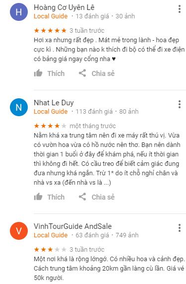Review Thung Lũng Vàng