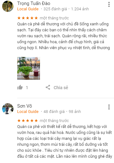 Review Green Box Coffee