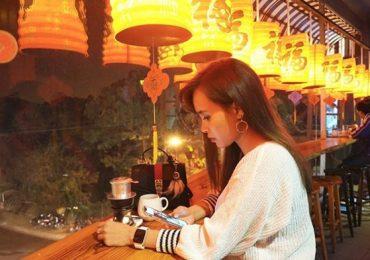 Cafe tỏi đen