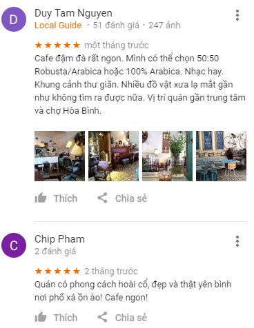 Review Bicycle Up Cafe Đà Lạt