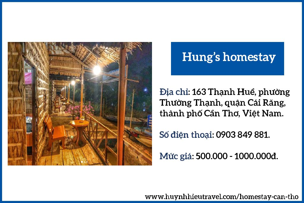 Hung's homestay