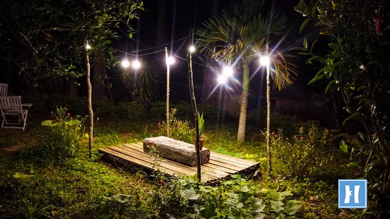 Sum Villa Măng Đen về đêm